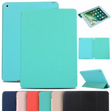 """For iPad 7.9"""" 9.7"""" 10.5"""" Air Pro Mini Tablet Slicone Flip Smart Stand Case Cover"""