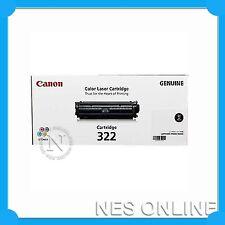 Canon Genuine CART322BK BLACK Toner Cartridge for LBP9100CDN (6.5K Page Yield)