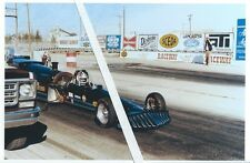 "Vintage NHRA Drag Racing-KC Jones' ""CANNONBALL EXPRESS""-Jet Powered Dragster"
