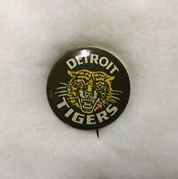 1950's DETROIT TIGERS Baseball Pinback Pin Button