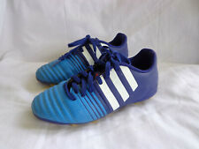 Adidas Nitrocharge 4.0 Soccer Cleats Boys Youth Size 1.5 Blue Size 1.5