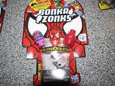 BRAND NEW MARVEL SERIES 1 BONKA ZONKS 4 PACK HASBRO