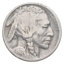 1913-S Indian Head Buffalo Nickel - Walker Coin Collection *666