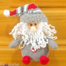 1 Pendentif Ornement Père Noël Décoration de Sapins Maison Noël Cadeau