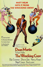 The Wrecking Crew - 1969 - Movie Poster