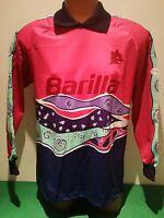 maglia lorieri roma barilla match worn issued REUSCH goalkeeper adidas 1992 1993