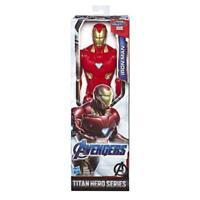 Iron Man 12 inch Action Figure Titan Hero Avengers Marvel Endgame FX Compatible
