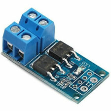Dual MOS Trigger Switch Driving Module PWM Regulator Control 400W 5V-36V Adjust
