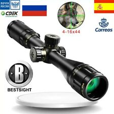 4-16x44mm Tactical Optical Sniper Rifle scope for 11mm & 20mm Mount Riflescope
