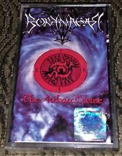 Borknagar – The Archaic Course. VG Cassette Tape Rare Viking Metal. Metal Mind