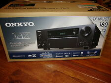 Onkyo TX-NR757 7.2-ch Receiver with Bluetooth, Wi-Fi, Dolby Atmos, AirPlay
