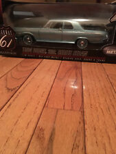 1/18 Scale Highway61 1964 Dodge 330 Series Sedan Turquoise. 426 Max Wedge Eng.