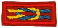 Boy Scout Vale la Pena! Award Square Knot Patch Emblem Hispanic Latino Community