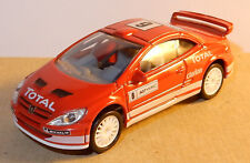 NEUF NOREV 3 INCHES 1/64 PEUGEOT 307 WRC N°6 300 CV 220 KM/H TOTAL CLARION NEUF
