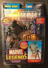 MARVEL LEGENDS DESTROYER IRON MAN MODOK SERIES LOOK!!!