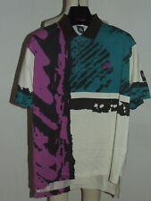 Camiseta Shirt Trikot Maillot Tenis Polo Vintage NIKE Agassi Challenge T.M,