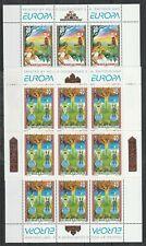 Europa Cept 1997 Makedonien 102-103 KB ** Michel 160 Euro