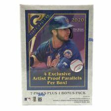 Topp PKG009655 2020 Gallery MLB Baseball Trading Cards Blaster Box