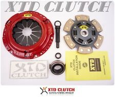 XTD STAGE 3 CLUTCH KIT 92-05 HONDA CIVIC DEL SOL D16Y7 D16Y8 D16Z6