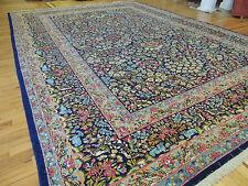Gorgeous Persian Lavar Kerman Oriental Area Rug/Carpet 10x14 Tree of Life concep