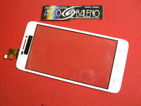 VETRO+TOUCH SCREEN per HUAWEI ASCEND G630 lcd SCHERMO BIANCO DISPLAY Nuovo