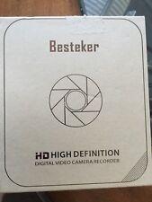 Besteker Portable Digital Video Camera HD 1080P HDV-Z20