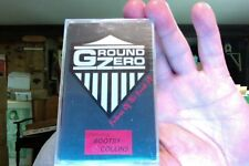 Ground Zero- Future of the Funk- EP- new/sealed cassette- Bootsy Collins