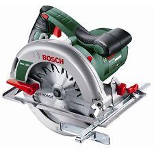 Bosch 184mm 1500W Motor PKS 1500 Circular Saw 66mm Cutting Depth DIY Timber Cut