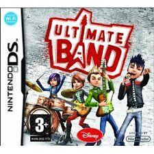 Ultimate Band (Nintendo DS) (UK IMPORT) nuevo y precintado