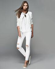 NWT Joie EDDA Belted Linen JACKET Size M- Retail Price 298