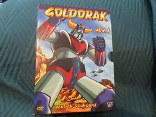 "COFFRET 5 DVD ""GOLDORAK - BOX 1"" dessin anime manga"