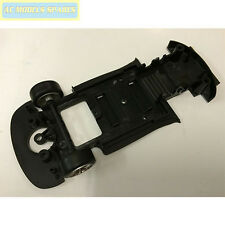 W9820 Scalextric Spare Underpan & Front Axle Assembly for DBR9