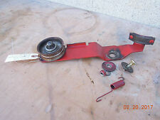 SNAPPER 8-24 SNOWBLOWER AUGER BELT PULLEY AND ARM