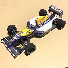 Used Rare Vintage 1/8 Kyosho RC F1 Williams Renault FW14 EP 4246