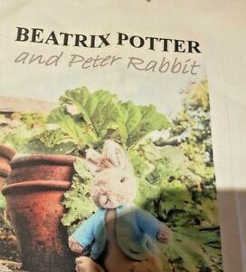 Peter Rabbit Classic Reusable Shopping Bag sb100 beatrix potter
