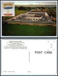 NEW MEXICO Postcard - Farmington, Glencliff Motor Hotel R8