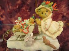 "Cherished Teddies #864218 ""Astrid It's Not The Size Of The Gift But What's-Nib"
