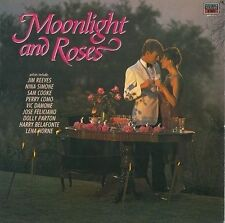 Moonlight And Roses Vinyl Record LP MFP 5817 1988 EX Original Pressing