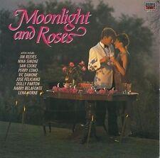 Moonlight And Roses Vinyl Record LP MFP 5817 1988 EX Original Pressing