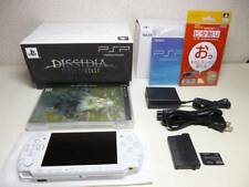 PSP Dissidia Final Fantasy FF 20th Anniversary Limited game with protection film