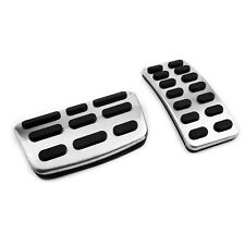 2PCS Accelerator Brake Pedal Cover Gas Pedal For Forte 2010-2019