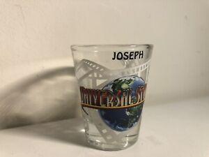 Universal Studios Film Roll Collectible Shot Glass «Joseph»