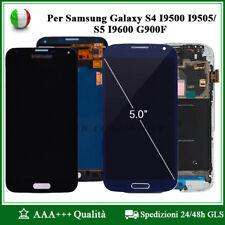 Display LCD Touch Screen Schermo Per Samsung S4 i9505 i9500 /S5 i9600 SM-G900F