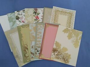 Anna Griffin Bountiful Blessings Birthday Card Making Set of 12