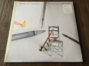 Paul Mccartney Pipes of Peace 2LP 180gr Archive Collection. Beatles NEU & OVP!