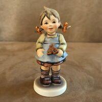 Hummel flower girl Figurine Goebel 5 year membership 548 club exclusive 1989