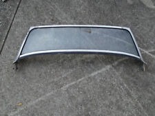 Mg Midget Sprite Windshield Frame with Glass Oem Free Shipping W/Bolts