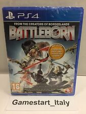 BATTLEBORN SONY PS4 PLAYSTATION 4 VIDEOGIOCO NUOVO SIGILLATO PAL NEW SEALED