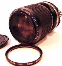 Nikon Zoom-Nikkor 3,5-4,5/35-105