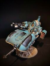 Forgeworld 30k (one) javelin speeder any legion. Commission Painted